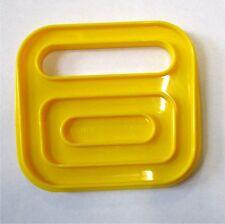 BIG Waterplay Schleusentor klein ohne Nase / Haken gelb Original Ersatzteile