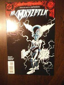 MR. MXYZPTLK #1 FEBRUARY 1998 NM NEAR MINT 9.6 DC COMICS SUPERMAN GRANT MORGAN