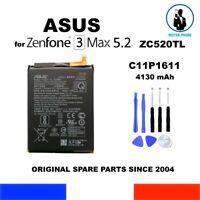 ORIGINAL BATTERY OEM ASUS ZenFone 3 MAX ZC520TL 4130mAh C11P1611 GENUINE + TOOLS