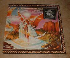 TURIYA ALICE COLTRANE*DEVADIP CARLOS SANTANA illuminations 1974 CBS LP + INSERT