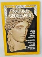 National Geographic August 1967 Aphrodisias Cook Island Salt Lake Greenland 132