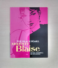 Modesty Blaise The Black Pearl O'Donnell Holdaway Titan Books 2004 9781840238426