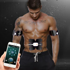 Smart App Control Magic EMS Muscle Training Gear Fitness Abdominal ABS Trainer