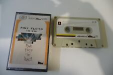 PINK FLOYD THE WALL RARE K7 AUDIO TAPE CASSETTE PERINA AQUARIUS INDONESIA PRESS