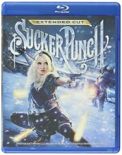 Sucker Punch (Extended Cut) [New Blu-ray] Repackaged