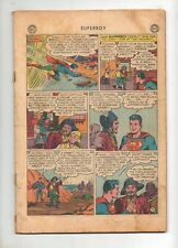 Superboy #15 Cover-Less, Missing Outer Wrap; 52 Pages (Jul-Aug 1951, DC)