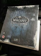 World Of Warcraft Wrath Of The Lich King Collectors Edition NEW & SEALED ⭐⭐⭐⭐⭐
