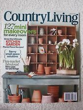 Country Living Magazine April 2012 Mini Makeovers Ultimate Kitchen Garden