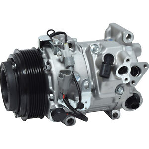 NEW A/C Compressor-TSB19C UAC CO 29042C TOYOTA CAMRY HIGHLANDER SIENNA