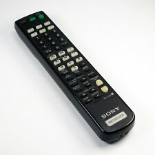 Sony RM-U303 Original Remote Control for Sony Audio Systems - Tested & Works