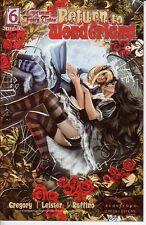 Return to Wonderland #6 (3rd printing) - Grimm Fairy Tales - Alternative Cover