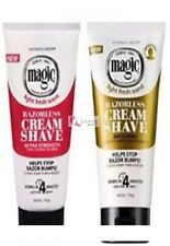 Carson Magic Regular Razorless Hair Removing Cream Shave RED + YELLOW