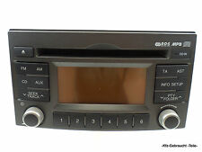Kia Carens III (UN) 2.0 CD Radio 96150-1D6203W
