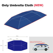 4X2.1M Waterproof Anti-UV Replaceable Oxford Cloth for Car Umbrella Tent Cover