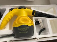 Eureka Enviro Steamer Hot Shot-Model 350A Hand Steam Clean Pre Owned.