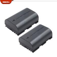 US!2x LP-E6 Battery for Canon EOS 5D Mark II III 6D 7D 60D 60Da Camera Grip GM