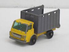 Dodge Cattle Truck gelb/grau, o.OVP, Matchbox Nr.37, L. 6,5 cm