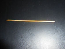 "(1)  Super Jumbo Perma lok Leather Threading Needle 1/8th"" to 1/4th"" #1193-05."