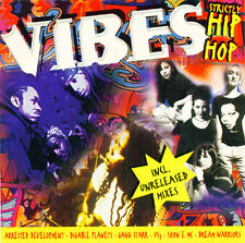 Vibes-strictly hip hop/Gang starr spearhead Lords of the underground