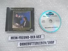 CD Pop Franz Lambert / Peter Beil - Melodien aus Gold (16 Song) POLYSTAR