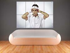 Roger Federer Tennis IMAGE Giant poster print art