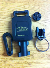 Scuba Diving Snorkeling Mini Retractor 30 inch Light 9oz Gear Keeper R572