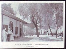 1936  --  HARAR  LA COUR DE L HOPITAL FRANCAIS   W695    ETHIOPIE