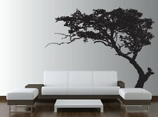 Large Wall Tree Nursery Decal Detailed Wall Art Sticker Family Removable #1131