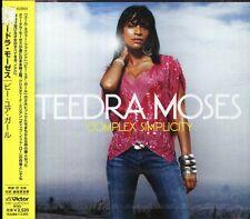 TEEDRA MOSES - Be Your Girl - Japan CD - NEW - 14Tracks