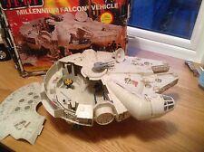vintage star wars millenium falcon