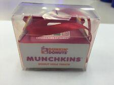 Dunkin Donuts Christmas Munchkin Box Collectors Ornament