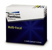 PureVision Multifocal 2x 6 Kontaktlinsen Bausch&Lomb