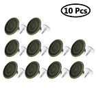 40pcs Mens Bachelor Buttons for Suspenders Replacement Instant Suspender Buttons