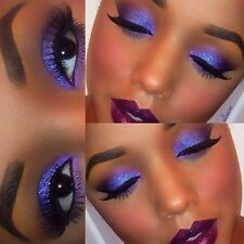 MUA Make Up Academy Purple Eye Shadows