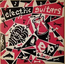 Electric Guitars - E.P. 4 Tracks - 12