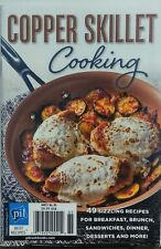 Copper Skillet Cooking No 85 49 Sizzling Recipes Dinner Brunch FREE SHIPPING sb