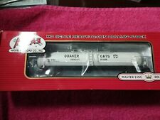 HO SCALE ATLAS GATX 20700 GAL NON INSULATED TANK CAR TYPE 10 QUAKER OATS 9760