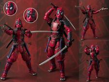 Deadpool Meishou Manga Realization Kabukimono 18cm PVC Action Figurine