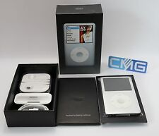 Apple iPod Classic 6. Generation 6G Silver (80GB) Boxed from German Dealer
