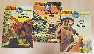 Akim Held des Dschungels 1-50 (Hethke) Pedrazza
