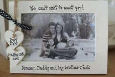 Personalised Photo Frame by Filly Folly Baby 1st Scan Gift