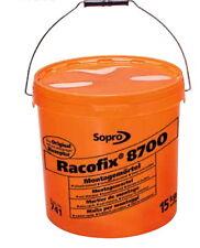 2,56€/KG Sopro Racofix 8700 5kg Montagemörtel Schnellzement Mörtel