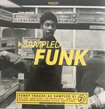 "SAMPLED FUNK "" SEALED DBLE LP 17 TRACKS BOB JAMES SKULL SNAPS CYMANDE APACHE"