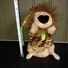 Musical Dancing Electronic Lion Soft Toy - Plays In the Jungle The Wild Jungle