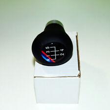 5 Speed Shift Knob M-TECHNIC Leather for BMW E23 E24 E28 E30 E32 E34 E36 E39