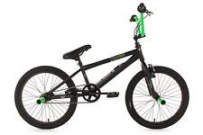 """BMX Freestyle 20"""" BMX Rad Dynamixxx Kinderrad Grün 360 Rotor 4 Pegs 537B"""