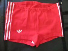Shorts Vintage adidas Rojo Talla 85/34