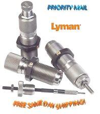 7680105 Lyman Carbide 3 Die Set for 44 Special, 44 Rem Magnum  # 7680105 New!