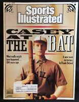 Sports Illustrated Magazine July 18, 1988 Timothy F X Casey Mudville Cover