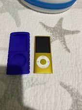 Apple iPod nano 4th Generation Yellow (8 Gb)